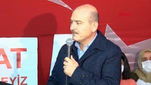 Bakan Soyludan Diyarbakırda çok önemli çağrı Sizi duymayanlara buradan sesleniyorum