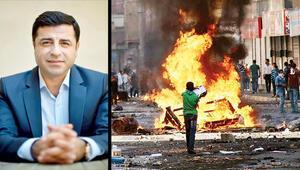 Kobani iddianamesi kabul edildi; Demirtaş'a 38 kez ağırlaştırılmış müebbet istendi