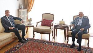 Erdoğan'dan bir sürpriz ziyaret de SP'li Asiltürk'e