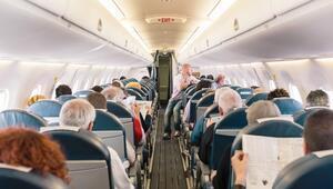 Havayoluyla 82 milyon yolcu