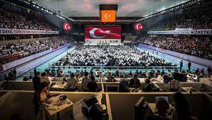 AK Parti'de kongreler 13 Ocak'ta başlıyor