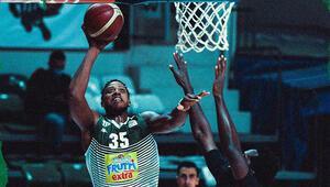 Frutti Extra Bursaspor 89-81 Büyükçekmece Basketbol