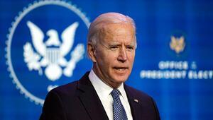 ABDdeki Kongre baskını olayları... Seçilmiş Başkan Bidendan çok sert ifadeler