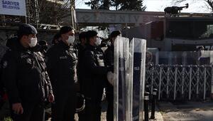 Boğaziçi Üniversitesindeki olaylar; şüpheliler serbest bırakıldı