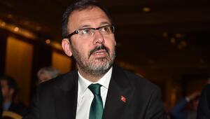 Gençlik ve Spor Bakanı Muharrem Kasapoğlu: Sporun geleceğini daha da güçlendireceğiz