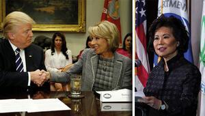 Beyaz Sarayda istifa yağmuru İki bakan görevi bırakıyor