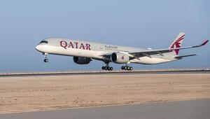Katar Havayolları, Suudi Arabistan hava sahasını kullanmaya başladı