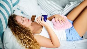 Kadınların yüzde 60'ı regl ağrısından şikayet ediyor