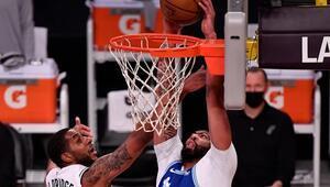 NBAde Gecenin Sonuçları | Spurs, Lakersın galibiyet serisine son verdi