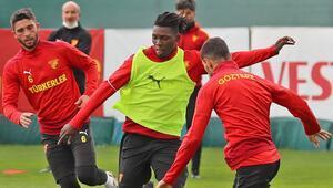 Göztepenin konuğu Antalyaspor Takımda 2 eksik...