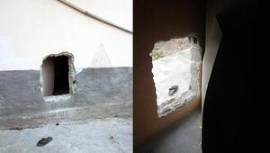 Böylesi görülmedi Mühürlenen kahvehanenin duvarını delip kumar oynadılar