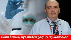 Bilim Kurulu Üyesi Prof. Dr. Ateş Karadan koronavirüs aşısı ile ilgili önemli açıklama