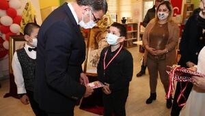Tokatta 2inci Okuma Kültürü yarışması ödül töreni