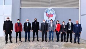 Başkan Zorluoğlundan TSYD Trabzon Şubesine ziyaret