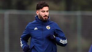 Fenerbahçede Kemal Ademi takımla çalıştı Gönül, Sosa, Perotti, Ciğerci ve Novak...