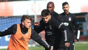 Beşiktaşta Hatayspor hazırlıkları Yolculuk yarın...