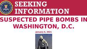FBI, Kongre binası yakınındaki bombalarla ilgili şüpheliler için 50 bin Dolar ödül koydu