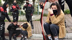 Antalyada ortalığı birbirine kattı Arkadaşı gözyaşlarına boğuldu