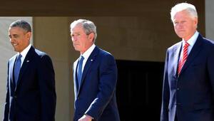 Bidena eski başkanlardan destek