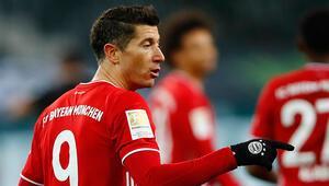 Mönchengladbach 3-2 Bayern Münih