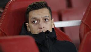 Mesut Özil, Arsenal ile sözleşme fesih görüşmelerine başladı Fenerbahçe...