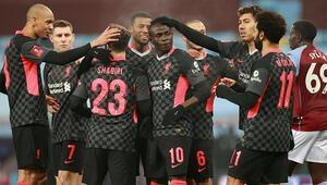 Liverpool, FA Kupası 3. turunda 4 golle kazandı