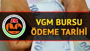 VGM bursları ne zaman yatacak Yükseköğrenim VGM banka hesap numarası açanlar ödemeleri alacak