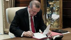 Cumhurbaşkanı Erdoğanın imzasıyla yayımlandı Atama kararları Resmi Gazetede