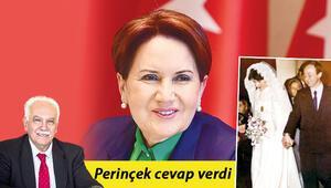 Meral Akşener: Maocu neferini ülkücü yapıp evlendim... Perinçek yanıt verdi