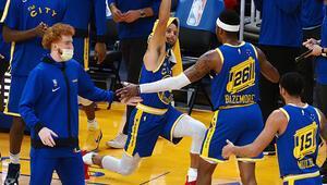 NBAde Gecenin Sonuçları | Golden State, 22 sayı geriden gelip Clippersı yendi
