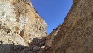 Şırnakta kömür ocağında göçük meydana geldi