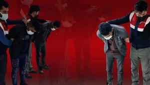 Son dakika: MİT ve jandarmadan operasyon Ankarada eylem hazırlığındaki 2 DEAŞlı terörist yakalandı