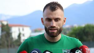 Denizlisporda Mustafa Yumlunun durumu maç saatinde belli olacak