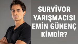 Survivor Emin kimdir İşte Survivor 2021 gönüller takımı yarışmacısı Emin Günençin biyografisi ve hayatı
