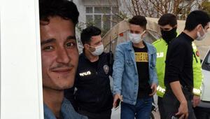 Kısıtlamada drift yaparken yakalandı, polislere zor anlar yaşattı: Ben PKKlıyım lan