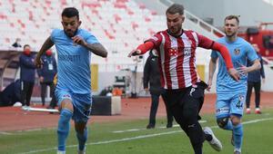 Sivasspor 2-1 Gaziantep FK / Maçın özeti ve goller
