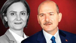 İçişleri Bakanı Soyludan Canan Kaftancıoğlu açıklaması