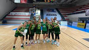 Büyükşehir Belediyesi Adana Basketbol 75-89 OGM Ormanspor