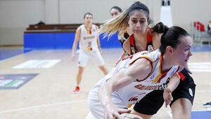 Galatasaray 100-92 Bellona Kayseri Basketbol