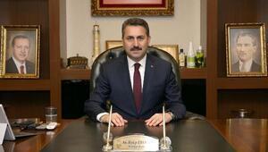 Başkan Eroğlundan 10 Ocak mesajı