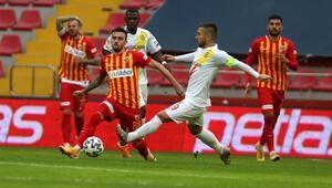 Kayserispor 1 - 0 Yeni Malatyaspor / Maç özeti