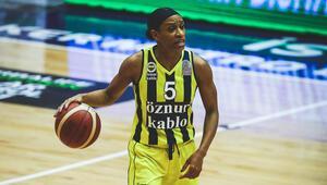 Nesibe Aydın: 61 - Fenerbahçe Öznur Kablo: 71