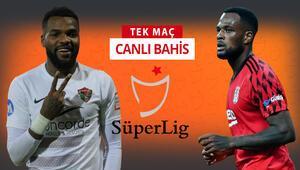 Beşiktaş, Hatay deplasmanına 3 eksikle gitti Galibiyetlerine verilen iddaa oranı...