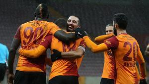 Galatasaray 6-0 Gençlerbirliği (Maçın özeti ve golleri)