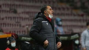 Gençlerbirliğinde Mustafa Kaplandan Galatasaray maçı yorumu: Sıkıntı oldu