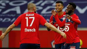 Nimes 0-1 Lille / Maç sonucu