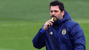 Fenerbahçe soğuğu ve rakımı da yenecek