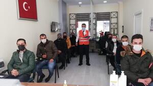 Ankara'da 50 berber artık MYK belgeli