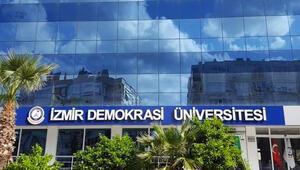 İzmir Demokrasi Üniversitesi Öğretim Görevlisi alıyor