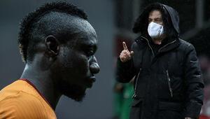 Mbaye Diagne rekor kırdı, çıkarken surat astı